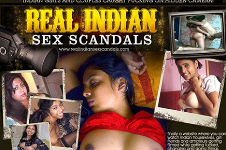 Real Indian Sex Scandals